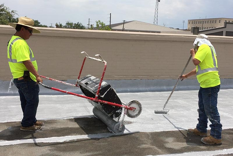 Modified Bitumen Roof Restoration