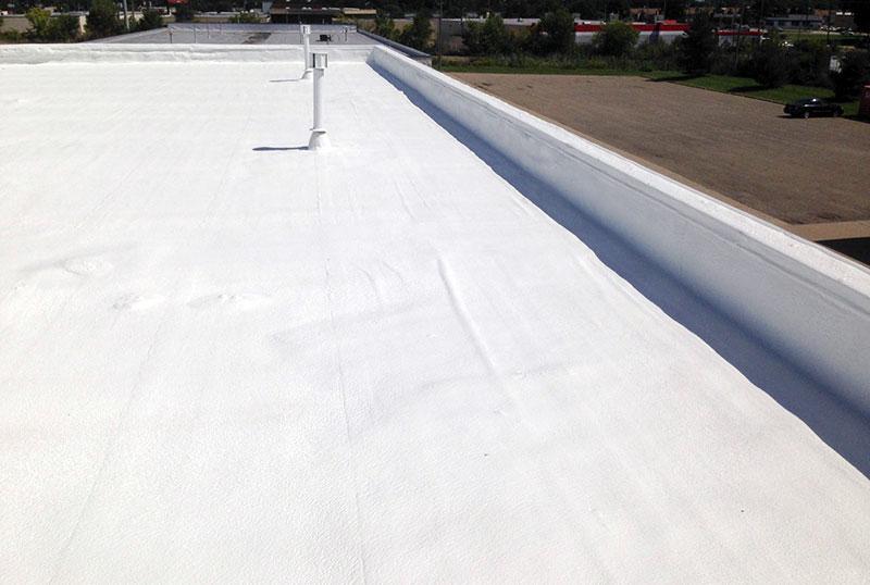 Spray Polyurethane Foam Recoat